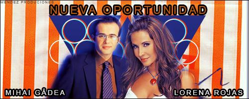Nueva Oportunidad (Por Joana)