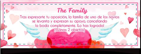 [EVENTO] ¡Detengan esta boda! - Página 9 The-family