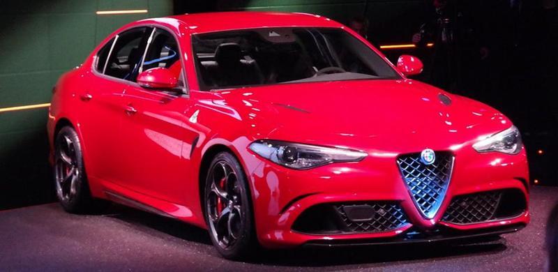 Dopo lunga attesa... ci siamo!! Alfa Romeo Giulia!! 11038732_990354727655958_3590555011764810282_n