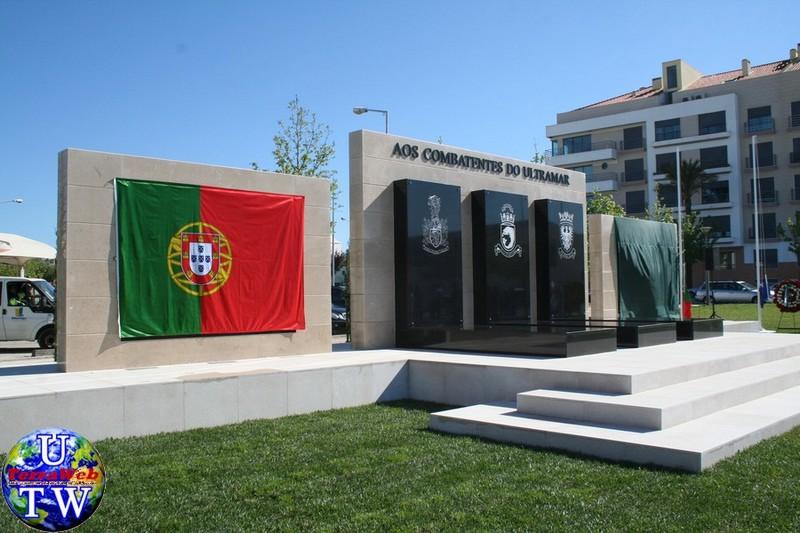 MONTIJO: As imagens da inauguração do Monumento de Homenagem aos Combatentes do Ultramar - 25Abr2016 01_20160425_4