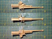 IJN 75 mm Field Gun type 90 (Pit-Road G40) DSCN4685