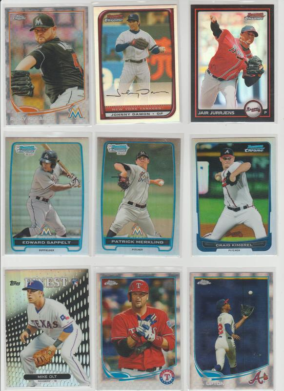 .15 CENT CARDS ALL SCANNED OVER 6000 CARDS  057