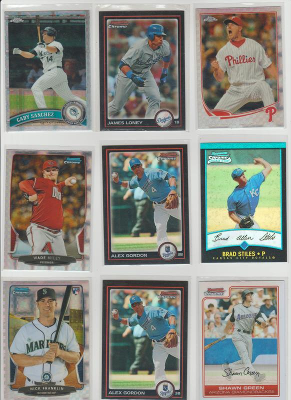 .15 CENT CARDS ALL SCANNED OVER 6000 CARDS  058