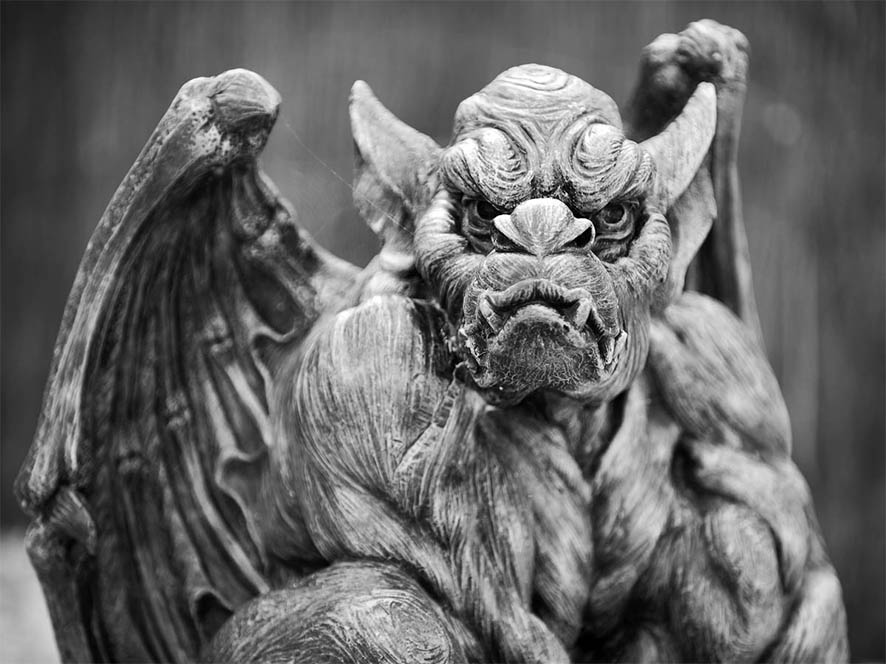 Rhys F. Zachary - Ato II - The Rock Against Evil Gargula_5