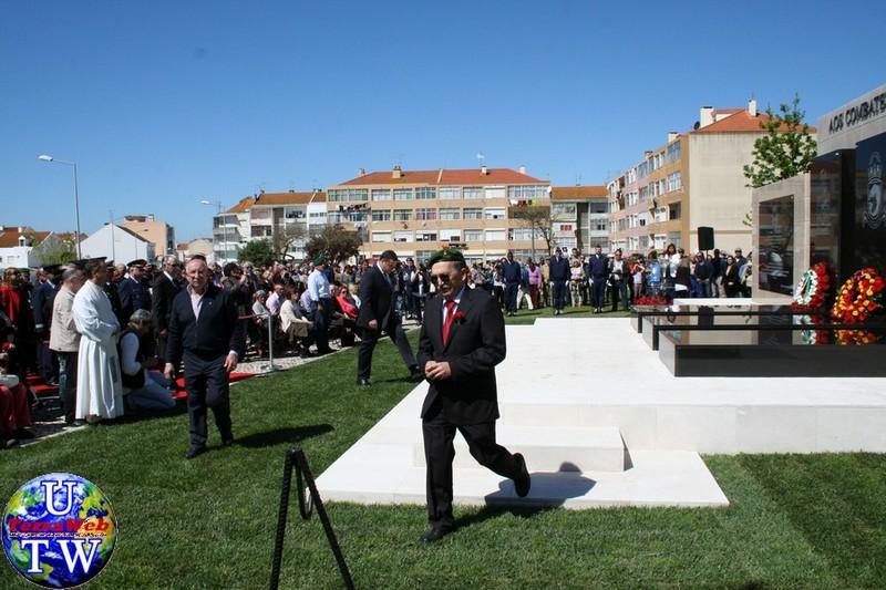 MONTIJO: As imagens da inauguração do Monumento de Homenagem aos Combatentes do Ultramar - 25Abr2016 20160425_41