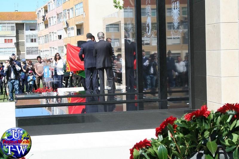 MONTIJO: As imagens da inauguração do Monumento de Homenagem aos Combatentes do Ultramar - 25Abr2016 20160425_22
