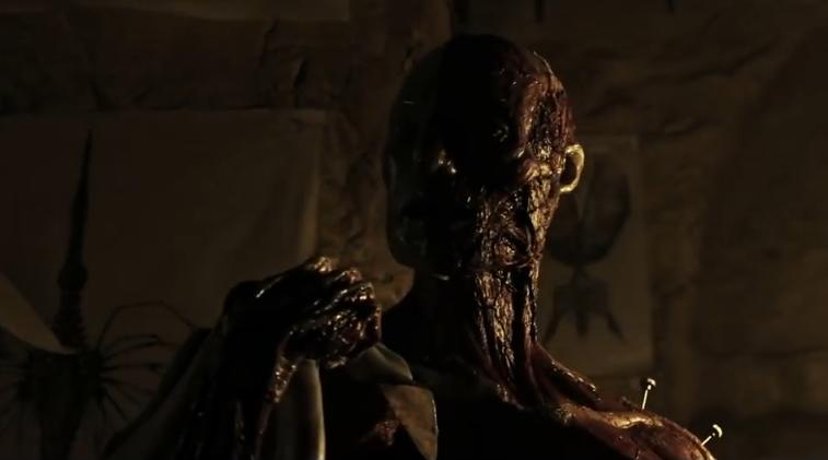 Prólogo de Alien: Covenant Ingeniero