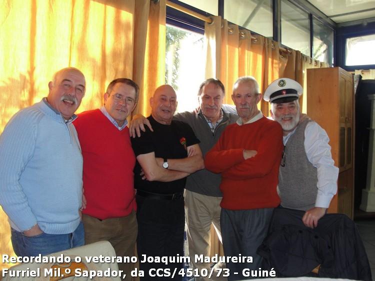 Faleceu o veterano Joaquim V Sá Madureira, Furriel Milº Sapadoir, da CCS/BCac4510/73 - 22Mar2016 10974646_839731836066179_5408860571161936321_o