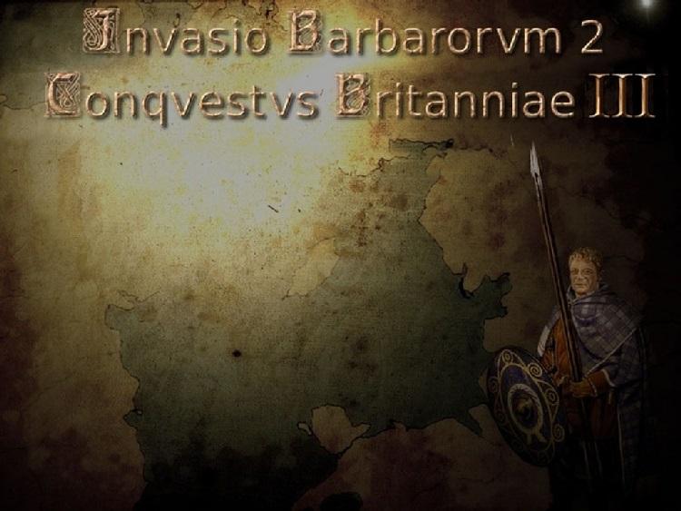 Invasio Barbarorvm 2: Conqvestvs Britanniae III Splash