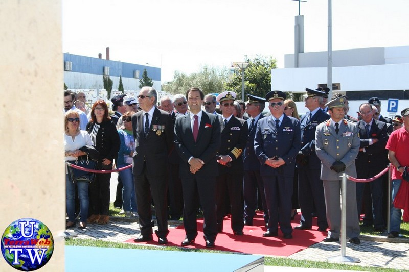 MONTIJO: As imagens da inauguração do Monumento de Homenagem aos Combatentes do Ultramar - 25Abr2016 20160425_77