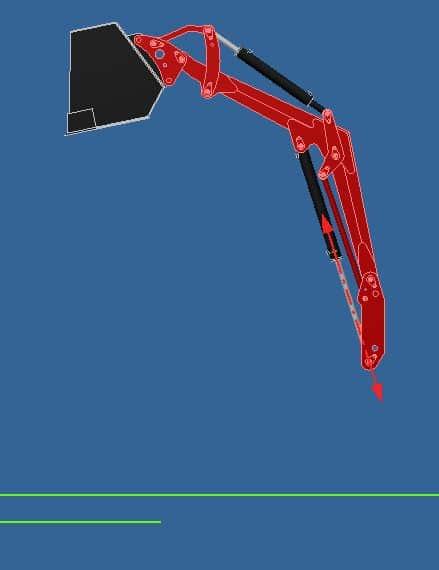 Proyecto de construccion de una pala para un mini tractor 007