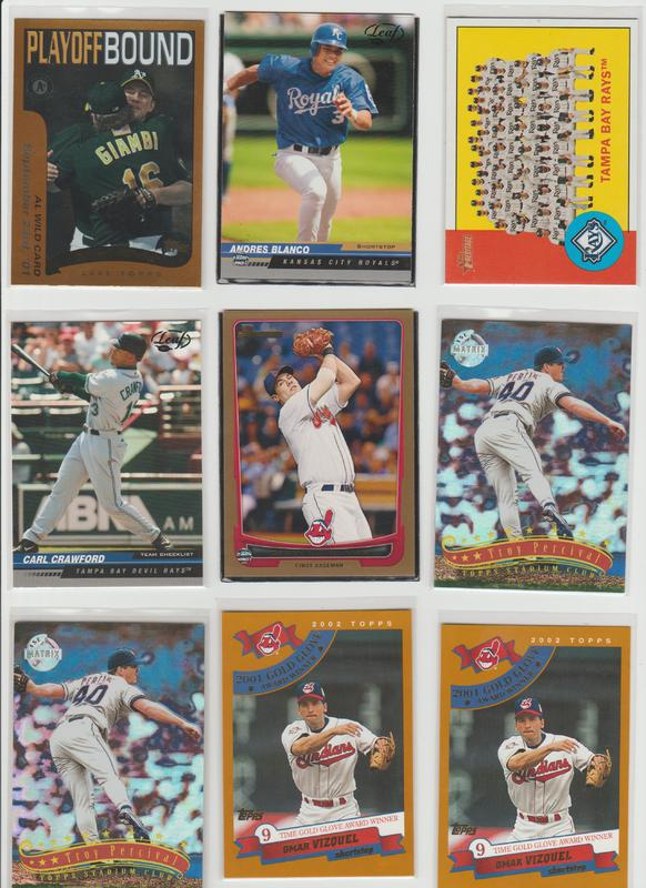 .15 CENT CARDS ALL SCANNED OVER 6000 CARDS  070