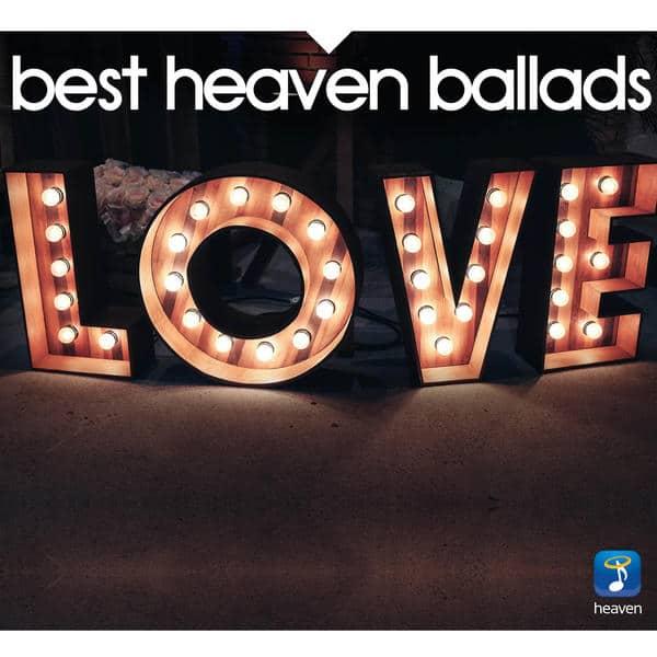 VA - Best Heaven Ballads [11/2016] Image