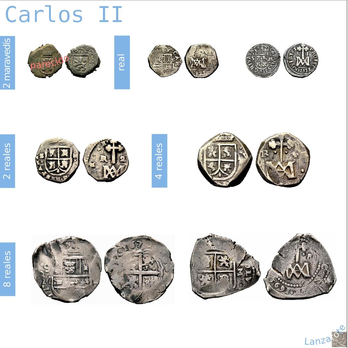 Real de Pedro I (1350-1369) de Sevilla MONTAJE_12_CARLOS_II_A