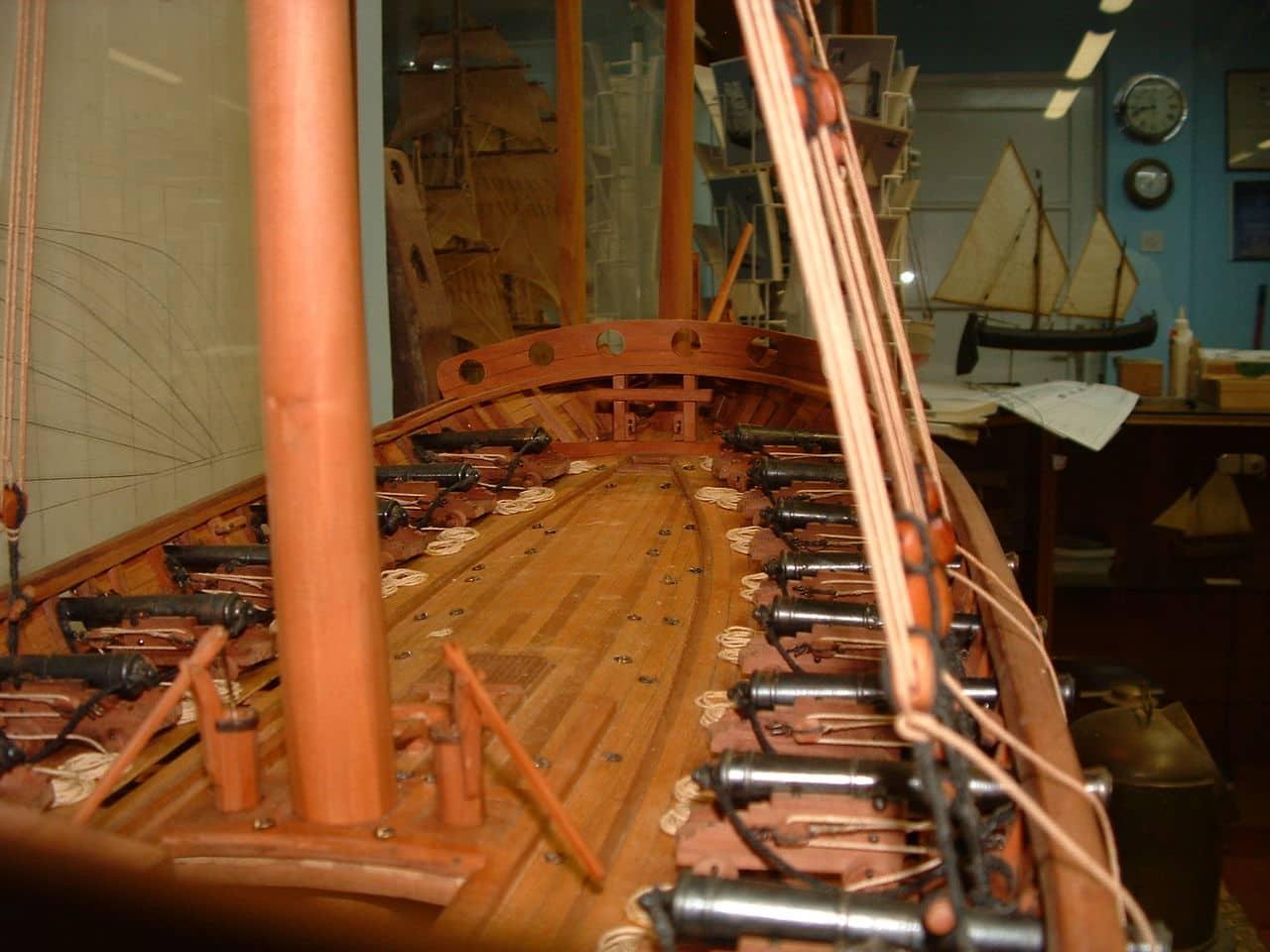 Chebec Le Requin - 1750 1223