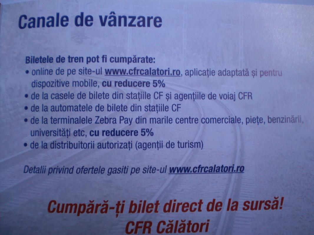 BROSURI, AFISE SI PLIANTE C.F.R. - Pagina 5 P1012791