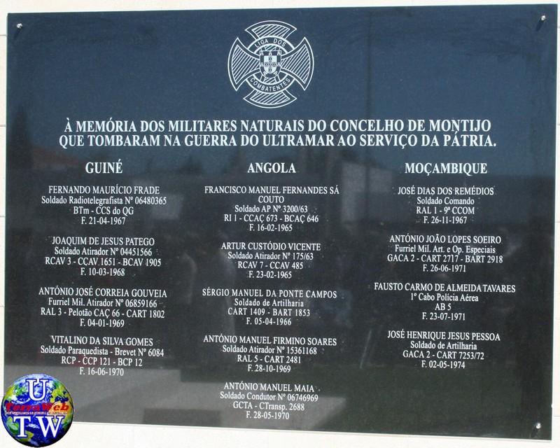 MONTIJO: As imagens da inauguração do Monumento de Homenagem aos Combatentes do Ultramar - 25Abr2016 08_20160425_71