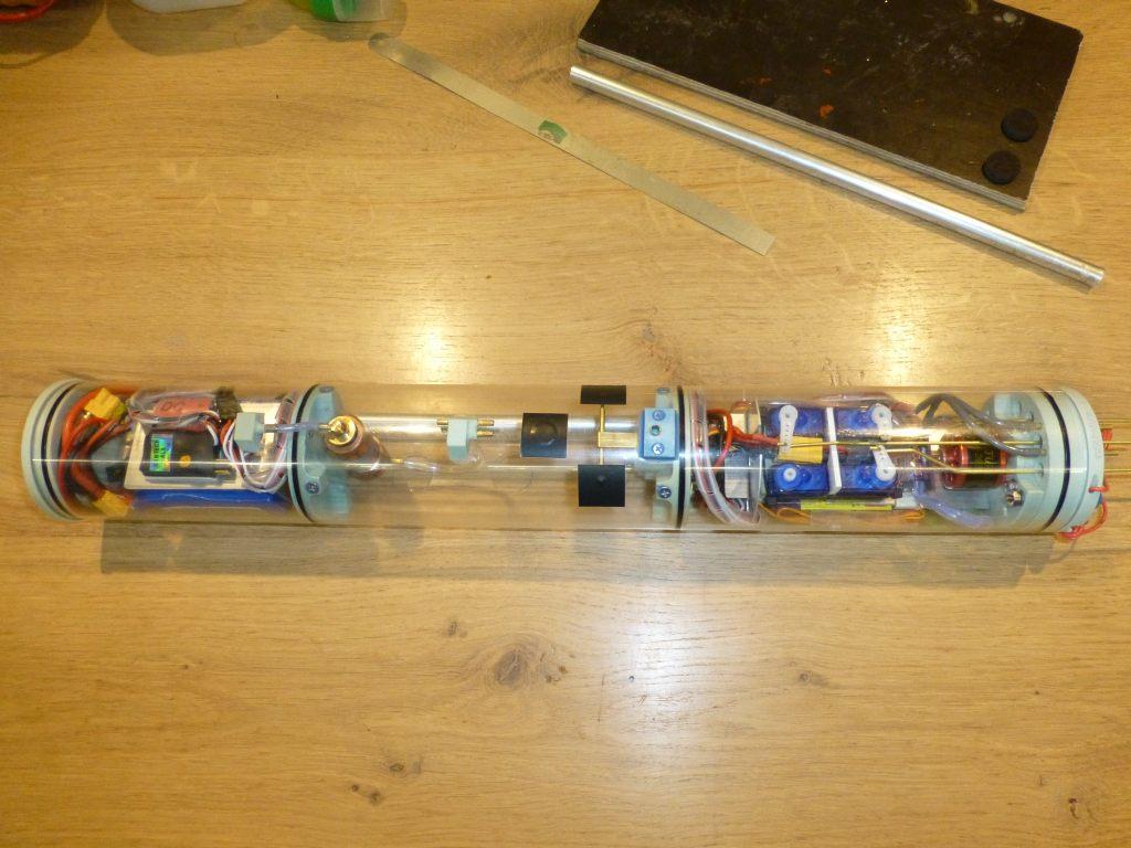Akula 1/144 scratch build - Page 2 Akula_436