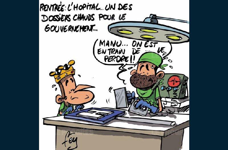 Les dessins du journal LE PROGRÈS - Page 5 2018-08-20-lp-01