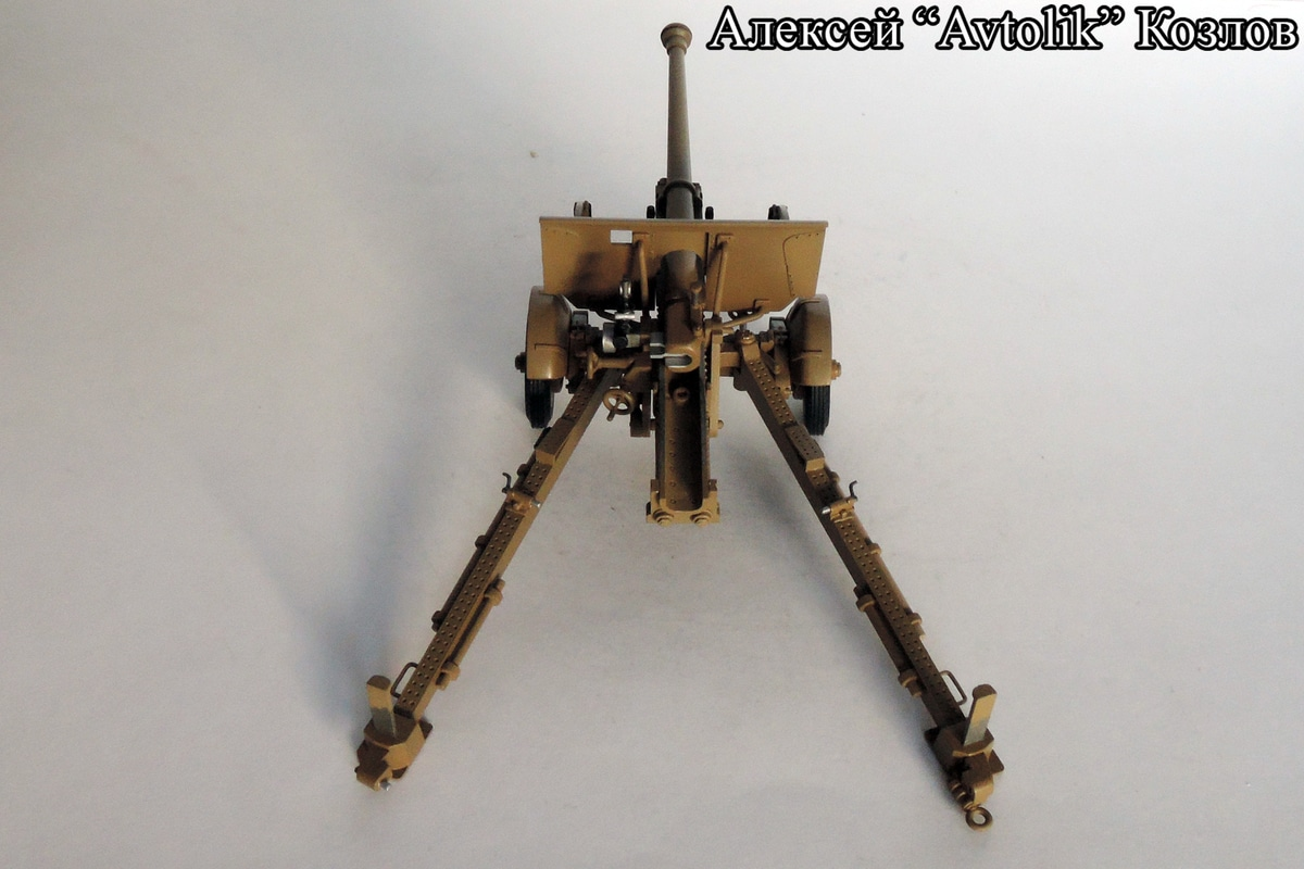 IJN 75 mm Field Gun type 90 (Pit-Road G40) 75_Type_90_5
