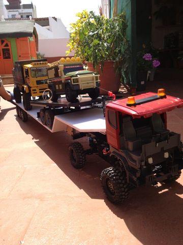 LA SUECA  Scania  trialero con quinta rueda IMG_20130628_WA0007