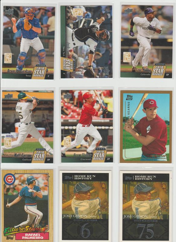.15 CENT CARDS ALL SCANNED OVER 6000 CARDS  038