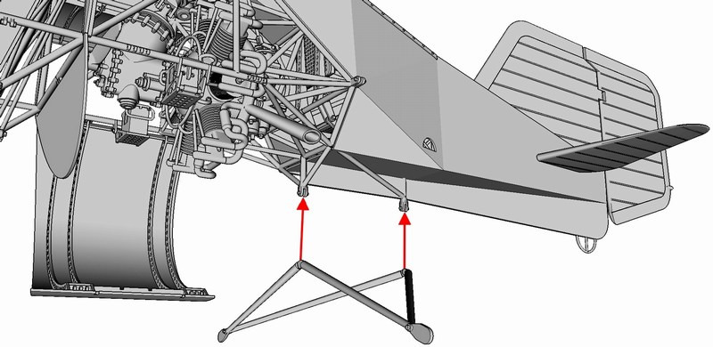 1/18 scale Flettner Fl-282 V21 Kolibri scratchbuild model - Page 4 IMAGE_0333