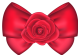 Cierre/Apertura de temas - Página 3 Decorative_Bow_with_Rose_PNG_Clipart_Picture