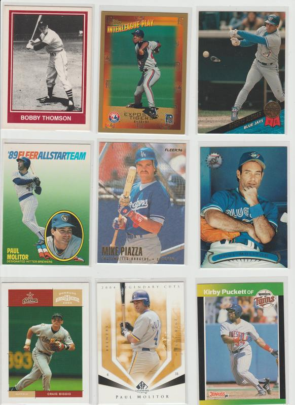 .15 CENT CARDS ALL SCANNED OVER 6000 CARDS  042