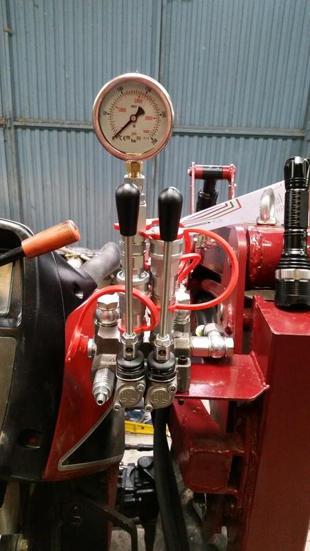 Proyecto de construccion de una pala para un mini tractor 190