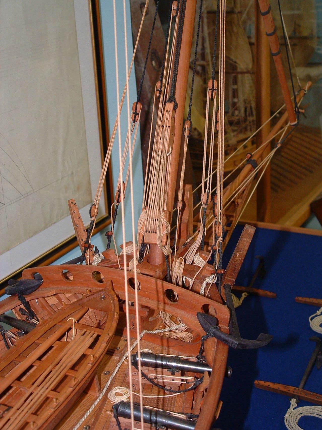 Chebec Le Requin - 1750 1238