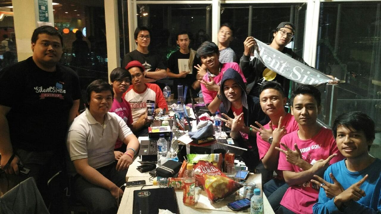 Silent Siren Family Indonesia's Event 1st_Gath_Sai_Fam_IDWS_3149
