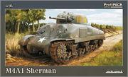 """M4A1 """"Sherman"""" 1/35 (Eduard 3716) 3716"""
