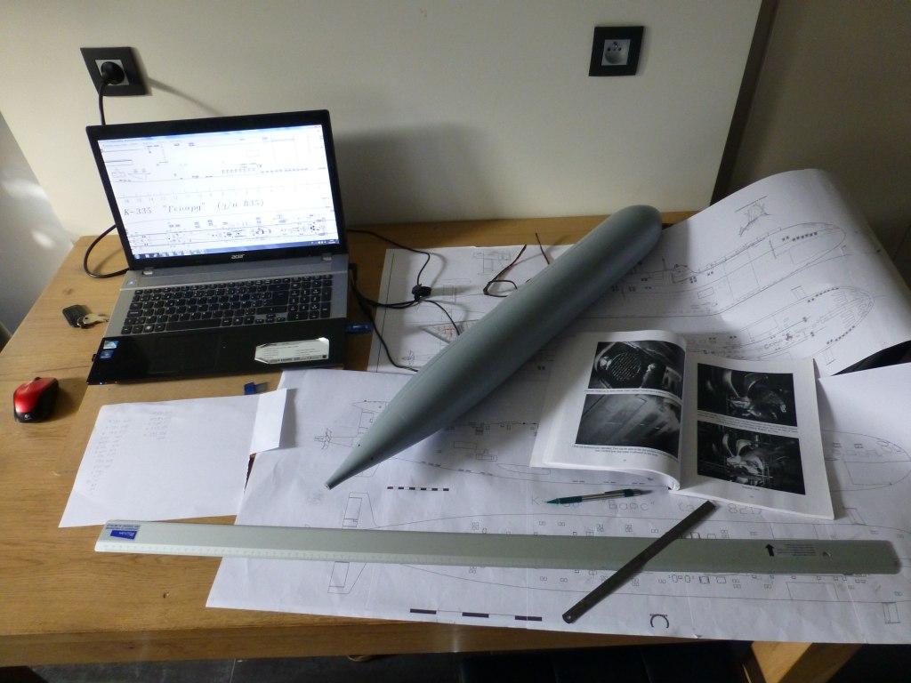 Akula 1/144 scratch build - Page 2 Akula_486