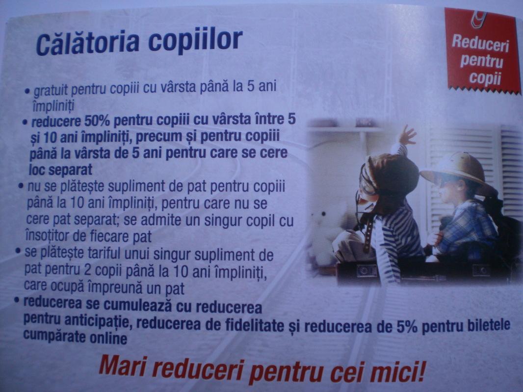 BROSURI, AFISE SI PLIANTE C.F.R. - Pagina 5 P1012788
