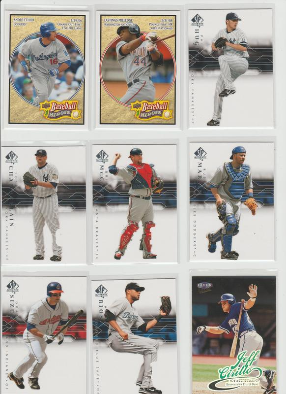 .15 CENT CARDS ALL SCANNED OVER 6000 CARDS  035
