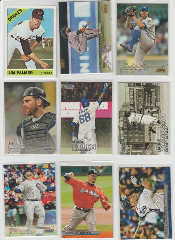 .15 CENT CARDS ALL SCANNED OVER 6000 CARDS  029