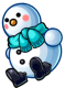 ¡Búsqueda! La Guarida del Oso Gear-_Snowman_Toy_Render