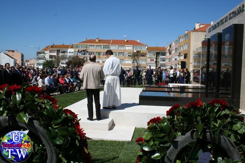 MONTIJO: As imagens da inauguração do Monumento de Homenagem aos Combatentes do Ultramar - 25Abr2016 20160425_30