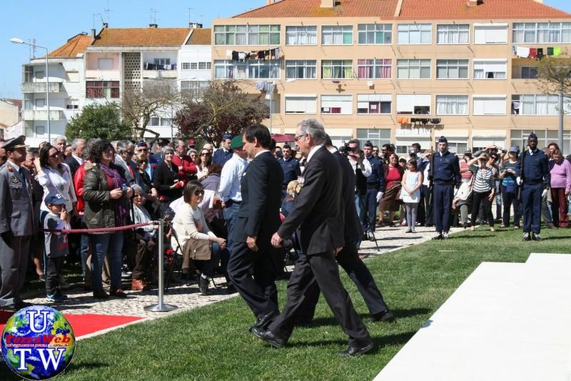 MONTIJO: As imagens da inauguração do Monumento de Homenagem aos Combatentes do Ultramar - 25Abr2016 20160425_53