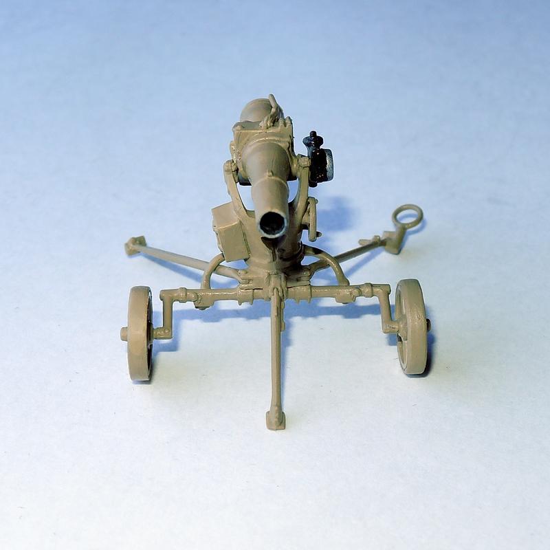 7.5cm LG 40 (75мм безоткатное орудие обр.40 г., Германия) 1/35 (Dragon 6147) 001