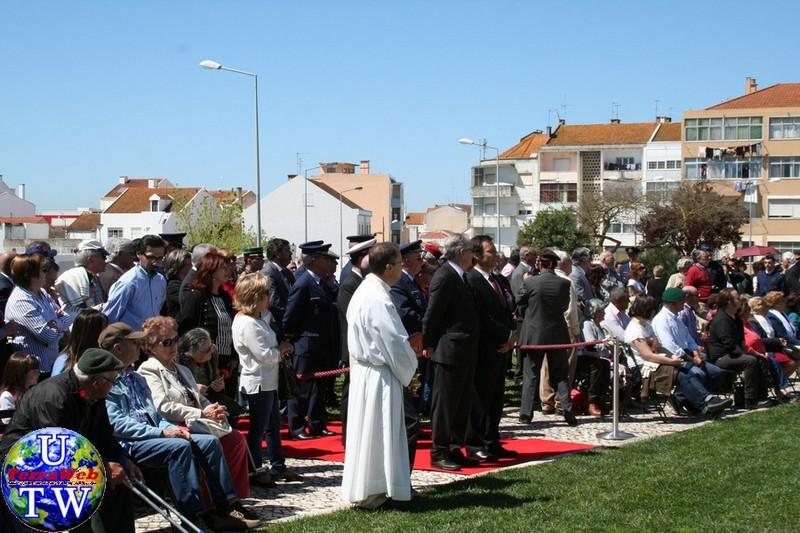 MONTIJO: As imagens da inauguração do Monumento de Homenagem aos Combatentes do Ultramar - 25Abr2016 20160425_74