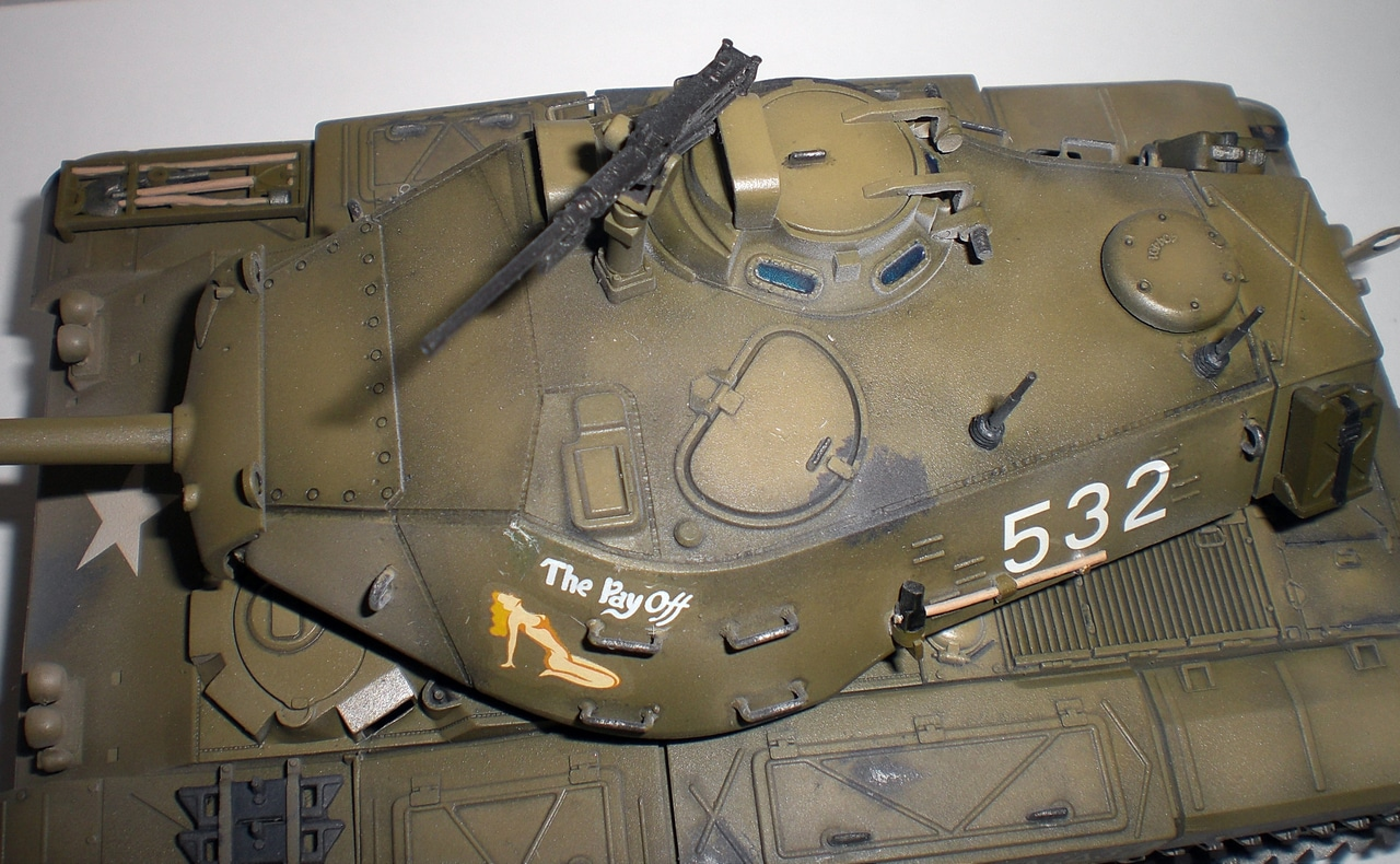 M41 Walker Bulldog (1/35 Tamiya 35055) 204