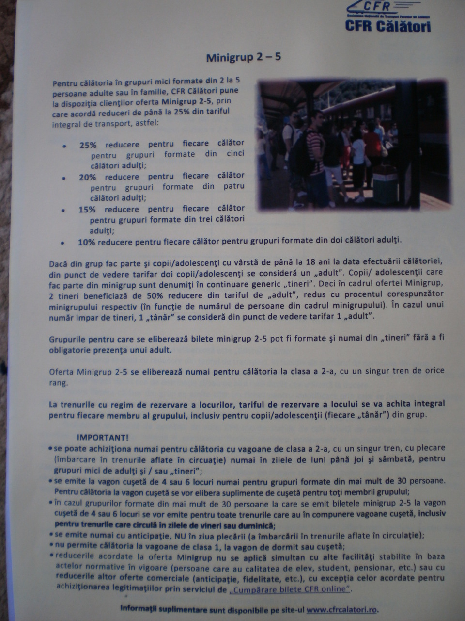 TARIFE C. F. R. - Pagina 16 P1011294