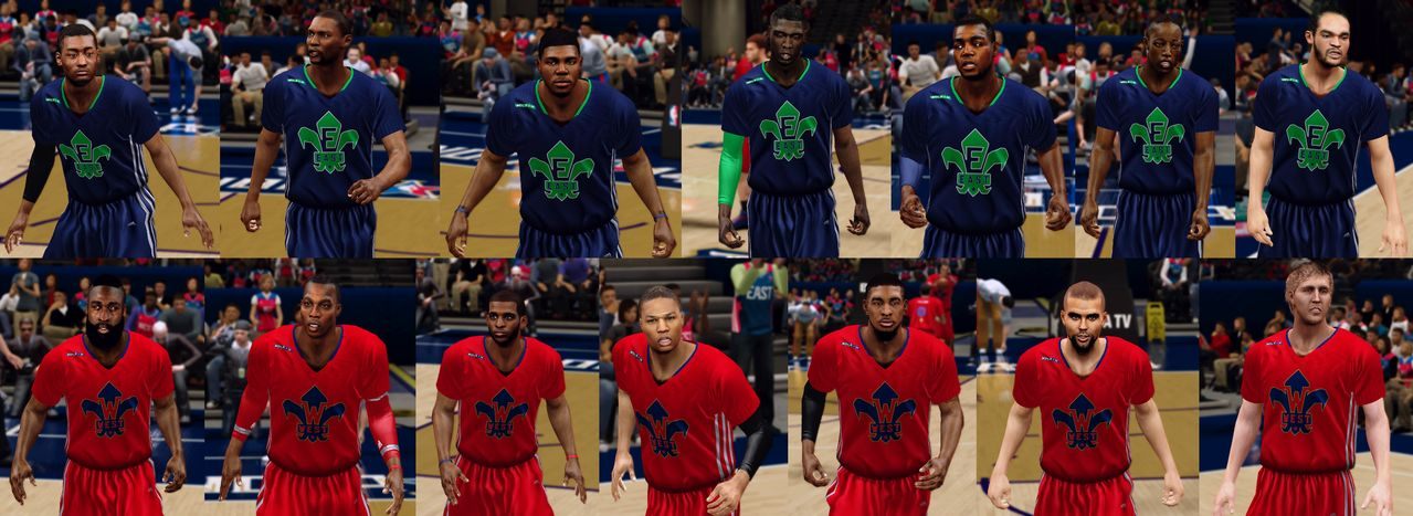 MAJOR BASKETBALL LEAGUE 2K14 - Version 3.1 RELEASED!!! 2014