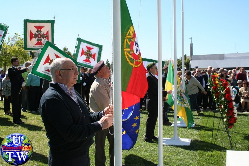 MONTIJO: As imagens da inauguração do Monumento de Homenagem aos Combatentes do Ultramar - 25Abr2016 20160425_14