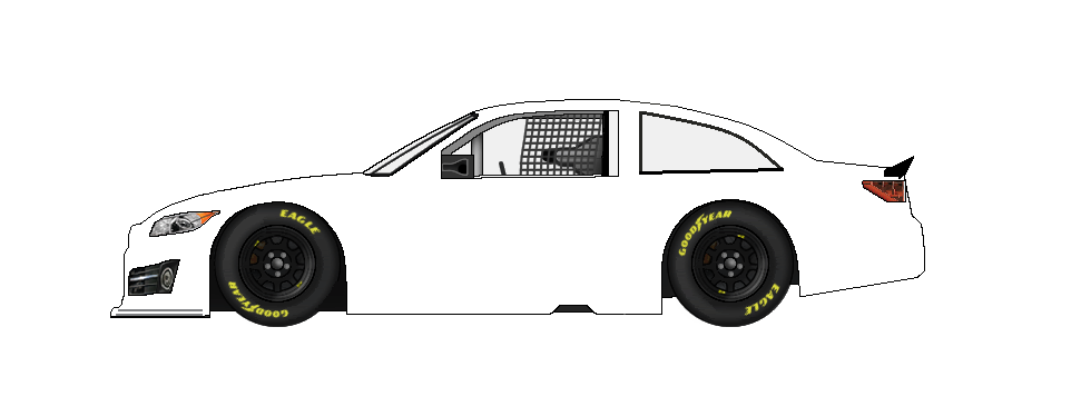 Car templates for the 2015 Sprint cup season 2015_TOYOTA_CAMRY
