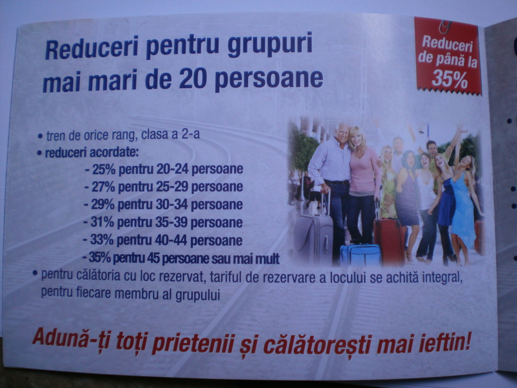 BROSURI, AFISE SI PLIANTE C.F.R. - Pagina 5 P1012786