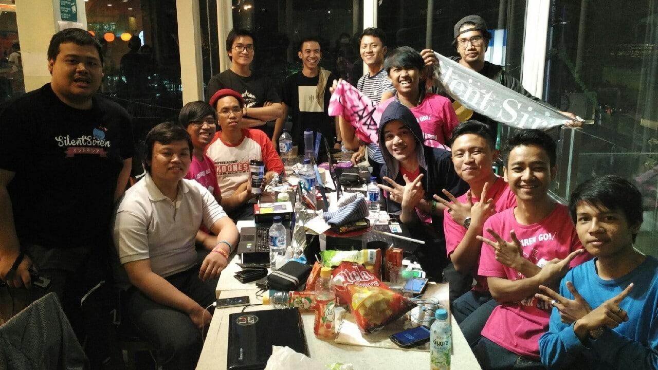 Silent Siren Family Indonesia's Event 1st_Gath_Sai_Fam_IDWS_2083