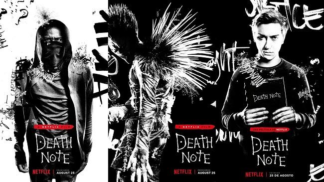 Death Note (2017) (versión EE.UU.) Blog